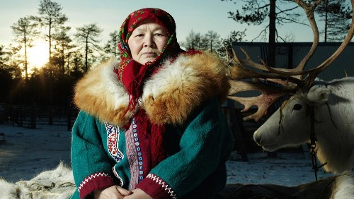 The gorgeous simplicity of life as a Siberian nomad