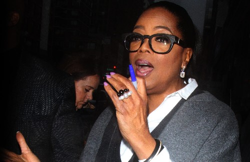 """Oprah Winfrey is returning to network television with a role on """"60 Minutes"""""""