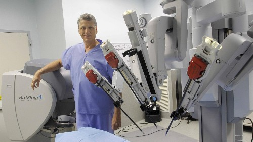 Operations in China will soon be performed by American doctors in Texas, via robots