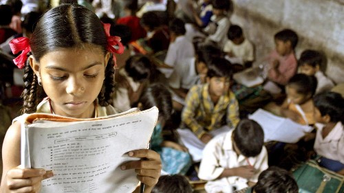 An unusual boarding school in a small Indian city could be improving the lives of child brides