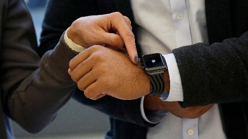 The Apple Watch has found a surprisingly useful home
