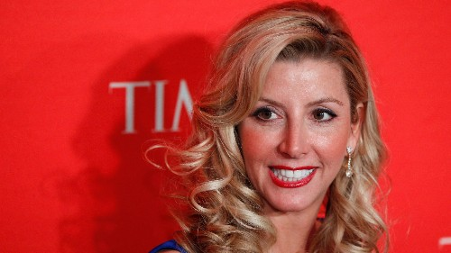 Productivity hack: Spanx CEO Sara Blakely drives around Atlanta for an hour every morning
