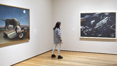 MoMA has swapped out Picasso and Matisse paintings for works by artists from Muslim-majority countries