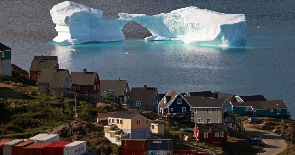 Greenland isn't in a rush to fight climate change because it's actually good for the country