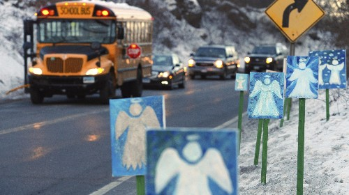 Sandy Hook Promise's shocking video on gun violence in schools
