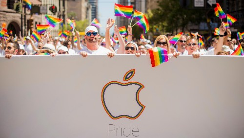 The simple reason so many US businesses openly support LGBT rights