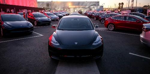 Tesla (TSLA) Q2 2017 earnings: Elon Musk's car company is netting more than 1,800 Model 3 reservations per day
