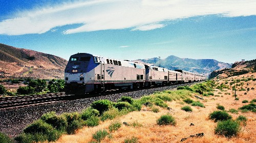 """24 lucky writers will take part in the first Amtrak """"residency"""""""