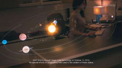 Watch this cryptic but amazing new video for Magic Leap's VR technology