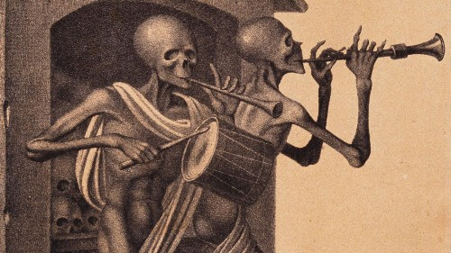 The spookiest music relies on a little ditty monks used to sing about the apocalypse