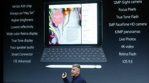 The iPad will definitely, totally be the future of personal computing. Eventually.