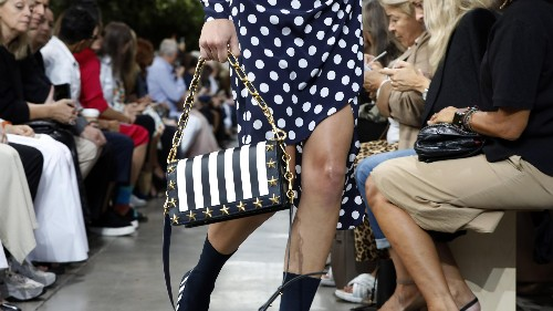 Handbag sales are plunging as women's backpack sales climb