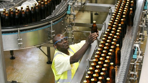 Brewers are desperate to convince Africans to drink more beer