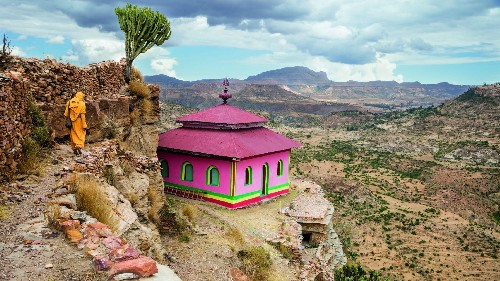 Photos: The architectural mastery of Ethiopia's ancient churches