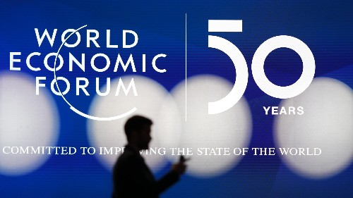 A summary the 2020 World Economic Forum in Davos