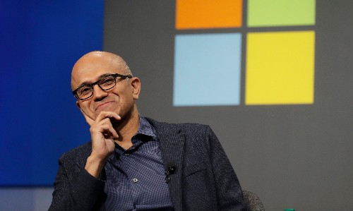 Microsoft CEO Satya Nadella on his toughest challenges and biggest competitors