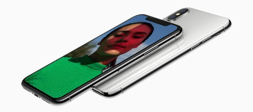 The iPhone X is a beautiful mess