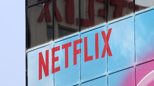 Netflix co-founder on how to make the most of good luck