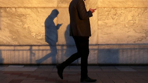 Why walking and texting is bad for you