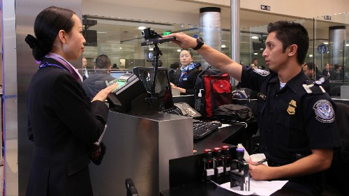 US border security agents can no longer search travelers' devices