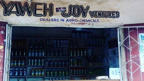 In rural Ghana, there's a thin line between your business and your faith