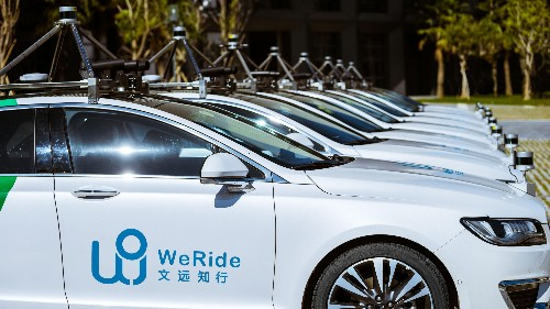 China is hoping slow but steady wins the self-driving car race