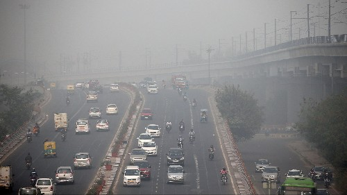 Delhi's deadly smog is a perfect example of everything that's wrong with India