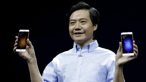 A book about Steve Jobs put Xiaomi founder Lei Jun on the road to a $6 billion IPO