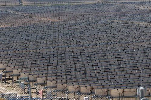 California is taking a cooling off period after generating too much energy from the sun