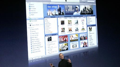 I hate iTunes. And I think Apple does, too