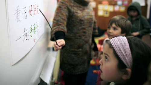 Bilingual kids have multiple advantages, no matter what the languages are