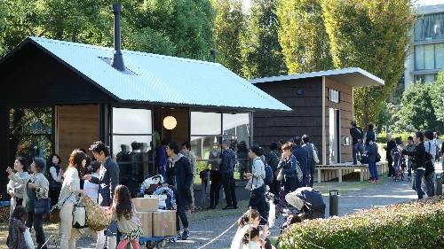 Muji is making tiny prefab huts, and they're as Muji as you'd expect