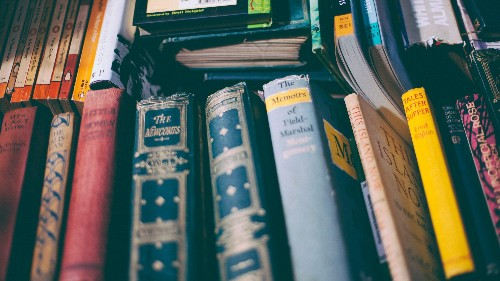 I spent $1,200 on books in one day—and it was a totally worthwhile career investment