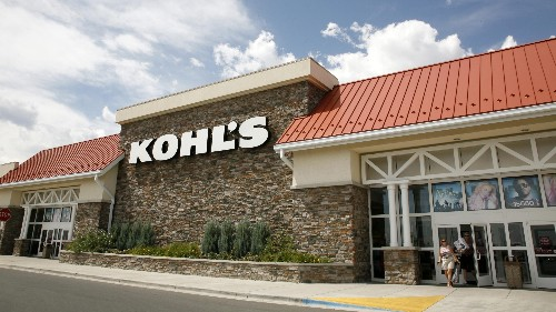 Kohl's will now accept Amazon returns in all its stores
