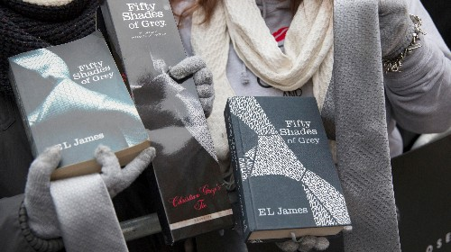 The interesting reason Princeton is teaching 'Fifty Shades of Grey' to literature students