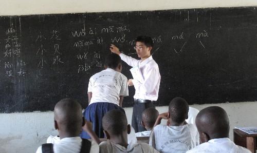 Confucius Institutes across Africa are nurturing generations of pro-China Mandarin speakers