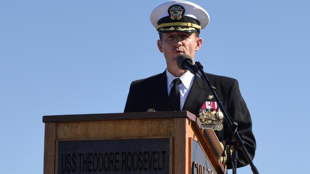 The Navy captain fired for sounding coronavirus alarms broke no law—just protocol