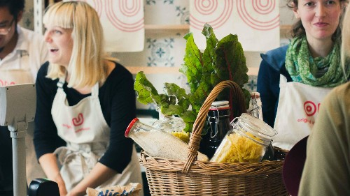 This grocery store in Berlin was designed for 100% package-free shopping