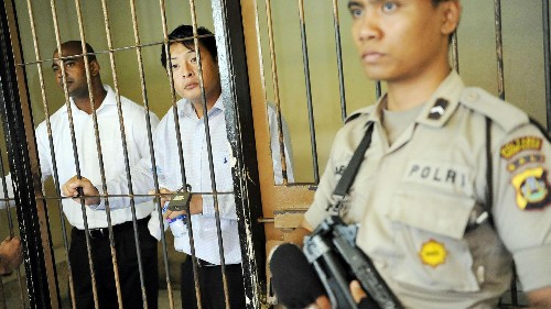 Indonesia's looming executions add to a growing death penalty toll in Asia