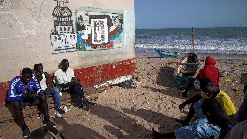 Gambians and environmentalists are accusing Chinese company Golden Leaf of destroying their coastline