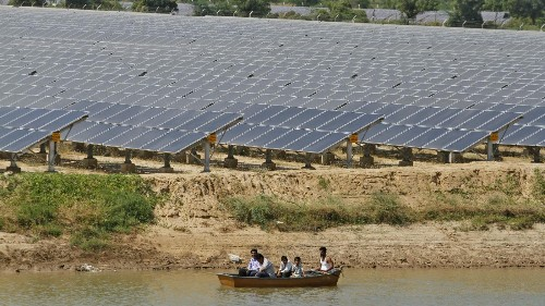 Solar power may be cheaper than coal in India by 2020