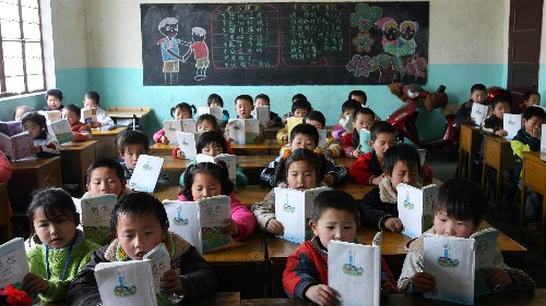 "What American kids can learn from Chinese schools about real ""grit"""