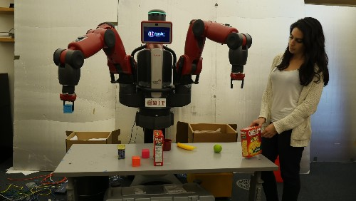 MIT researchers are teaching robots to obey our commands through Alexa