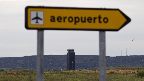 Spain's unused, billion-euro Don Quixote airport is about to be sold to a Chinese investor for just $11,000
