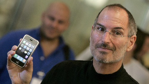 How Steve Jobs broke the carriers' backs with Apple's first iPhone