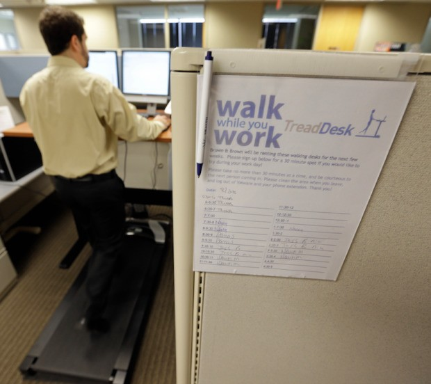 Why not even exercise will undo the harm of sitting all day—and what you can do about it