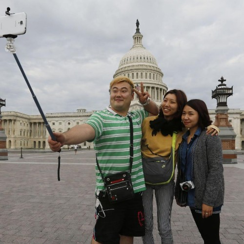 South Korea is threatening to jail selfie stick retailers