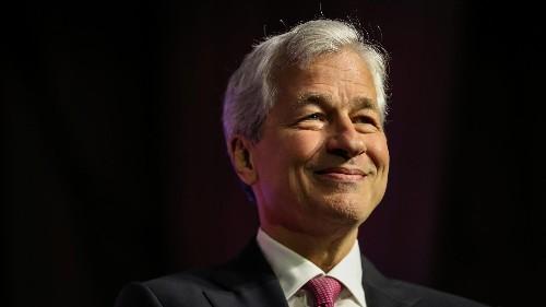 JPMorgan's industry-beating quarter, in three charts