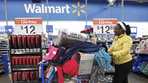 Self-driving shopping carts could be coming to Walmart