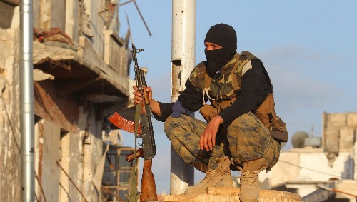 Islamic extremists are recruiting new members with poetry